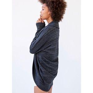 Sweaters - Soft Grey Cardigan Size S
